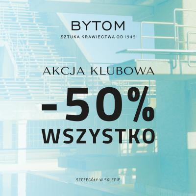 Klubowe zakupy z marką Bytom!