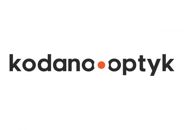 Kodano Optyk logo