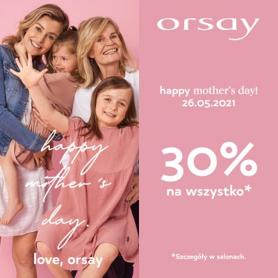happy Mother's Day! w Orsay