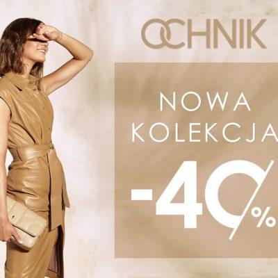 Ochnik Nowa kolekcja -40%
