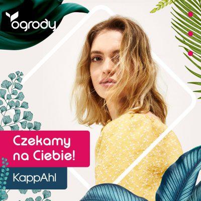 Nowy sklep KappAhl w Ogrodach!
